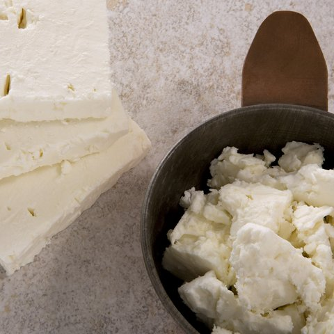 Greek real Feta