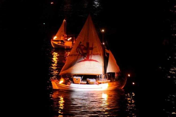 Tο νησί ετοιμάζεται να υποδεχθεί την γιορτή της Αρμάτας...
