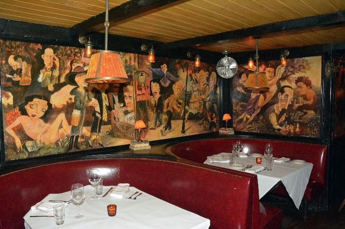 Το dinner party πραγματοποιήθηκε στο ιστορικό εστιατόριο Waverly Inn