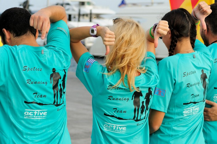 Spetses running team