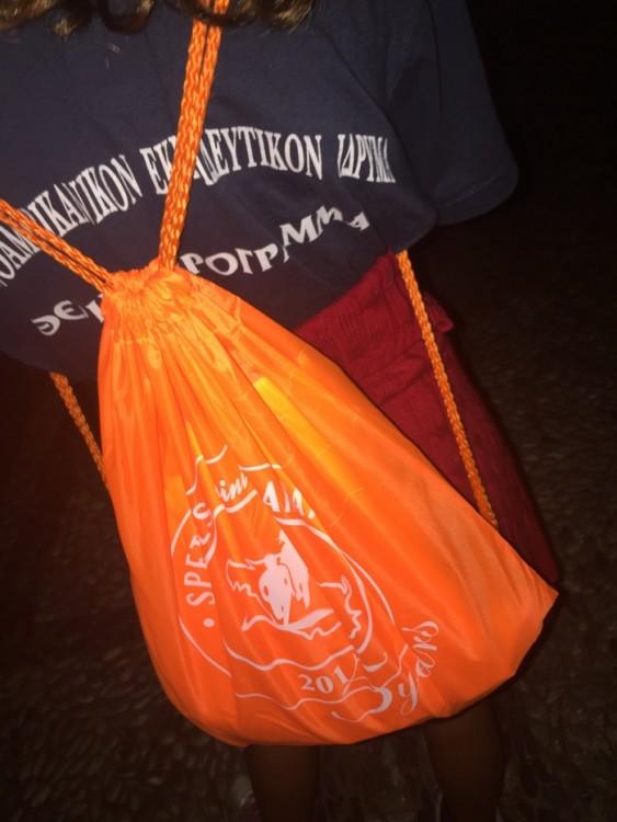 Μία τόση δα τσάντα συμμετοχής που χωράει μέσα της τα πιο πολύτιμα συναισθήματα του κόσμου! Αναμνήσεις που δεν θα ξεχαστούν ποτέ...