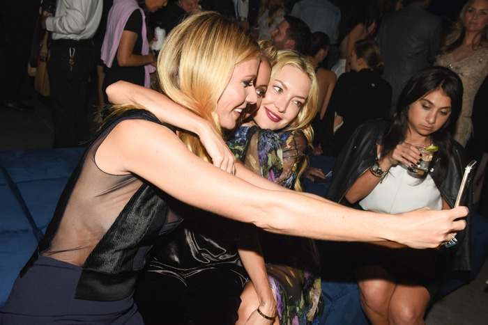 Kate Hudson, Nicole Richie, Gwyneth Paltrow