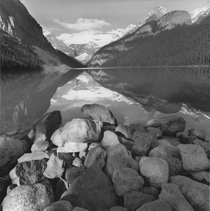Lee Friedlande Lake Louise, Eric Dupont