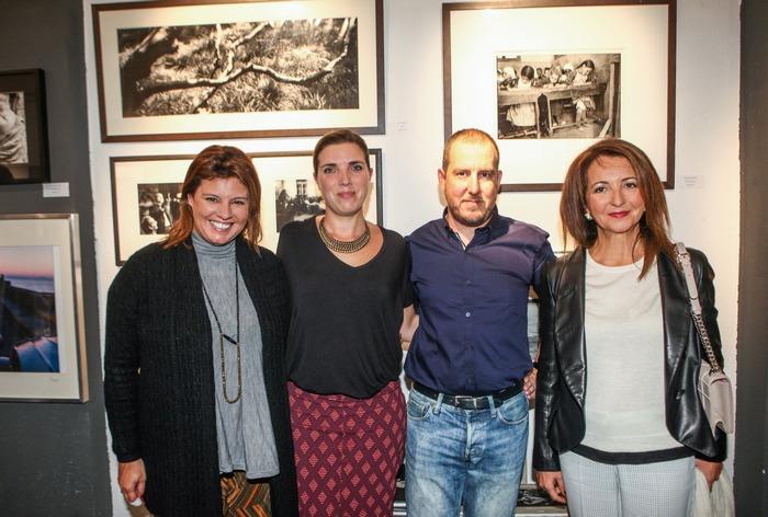 Φαίη Μπέη, Aurelia Antoni, Iάσων Δήμου, ιδιοκτήτες του  The Athens House of Photography, Βάνα Λαβίδα, Πρόεδρος του Σωματείου MDA Hellas