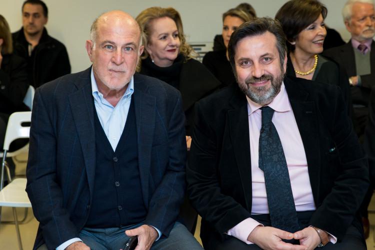 Γιώργος Βερνίκος&Νικήτας Κανάκης