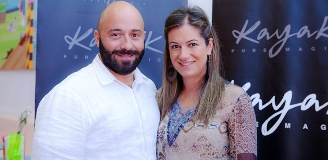 Άκης Σταυρίδης, Σαλώμη Σταυρίδου-Φλουτάκου