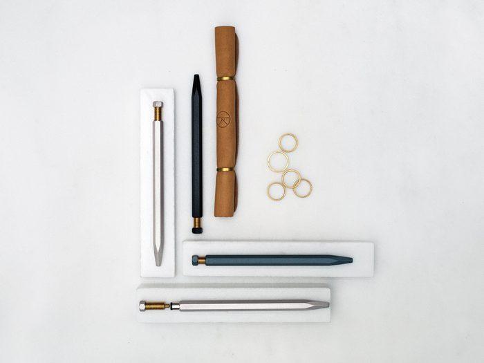 Στυλό αποκλειστικά σχεδιασμένα για το Μουσείο Κυκλαδικής Τέχνης | € 125,00 - € 190,00 Σχεδιασμός : Krama Studio