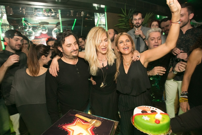 Γιάννης Μωράκης, Άννα Βίσση, Νίκη Βίσση Μπούφη