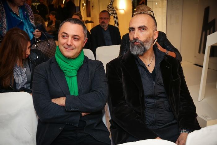 Γιάννης Γκίκας , Σωτήρης Παπαδόπουλος