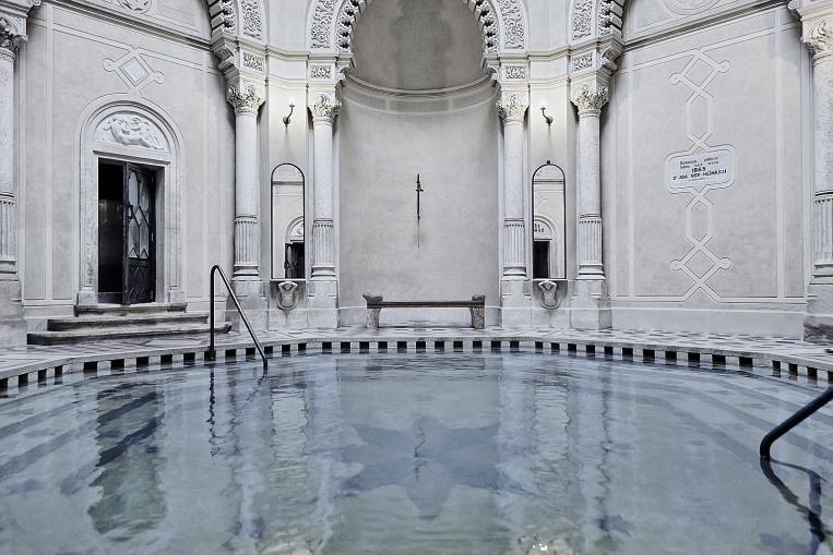 The Racz Bath στην Βουδαπέστη