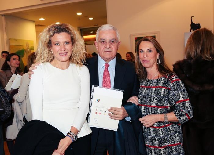 Έλλη Φιλιπποπούλου Δικηγόρος, Ιωάννης Παπαδάτος Σύμβουλος ΔΣ Μαζί για το Παιδί, Μαριλένα Μηναΐδη