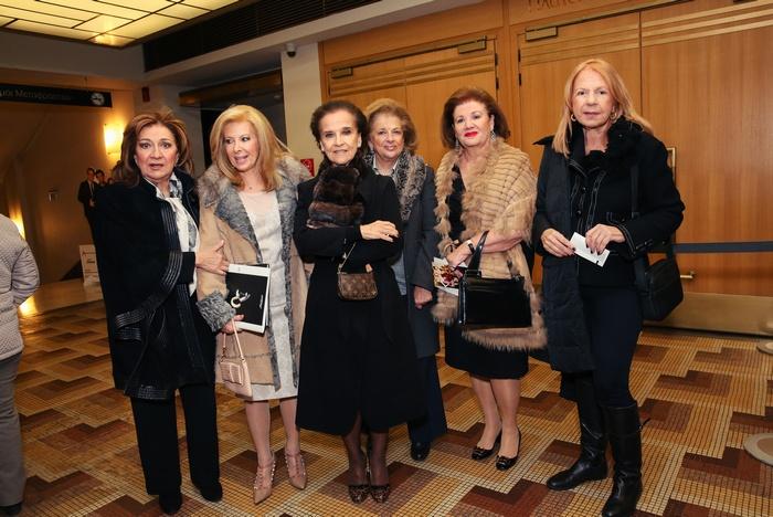 Κέττυ Φιλιππίδου, Μελίνα Δασκαλάκη, Ελένη Σαμαρά Κωνσταντακάτου, Άσπα Γυφτοπούλου, Έπη Νικολακοπούλου