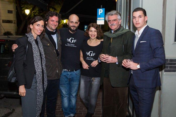 Κατερίνα Βορδώνη, Architect / Founder of VOIS Architects Αντώνης Βορδώνης, Διευθύνων Σύμβουλος του Poseidonion Grand Hotel Δημήτρης Κιάκος, Owner at The GIn Joint Μανώλης Βορδώνης, Πρόεδρος του Διοικητικού Συμβουλίου της Πρωτοβουλίας Σπετσών Αλέξαδρος Ιωαννίδης, Food & Beverage Manager, Poseidonion Grand Hotel
