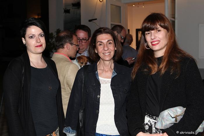 Η Φανιώ Μιχαλοπούλου, η Λάρυ Φέλιου και η Μαριλένα Αστραπέλλου