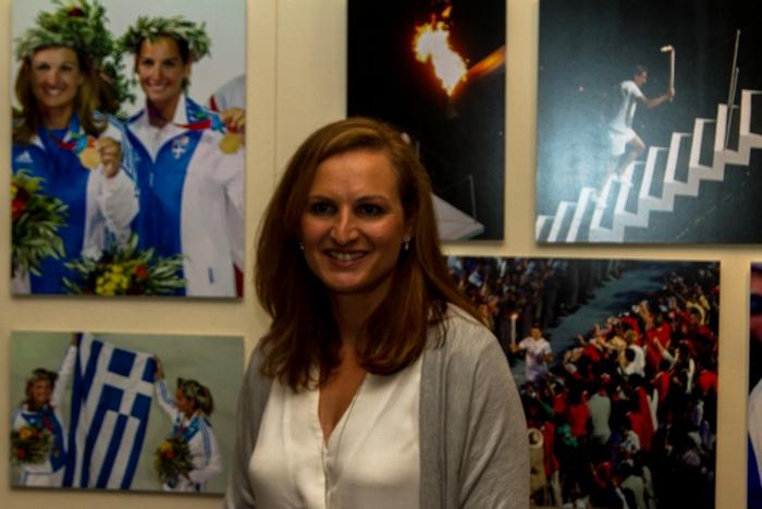 Αιμιλία Τσουλφά, ολυμπιονίκης