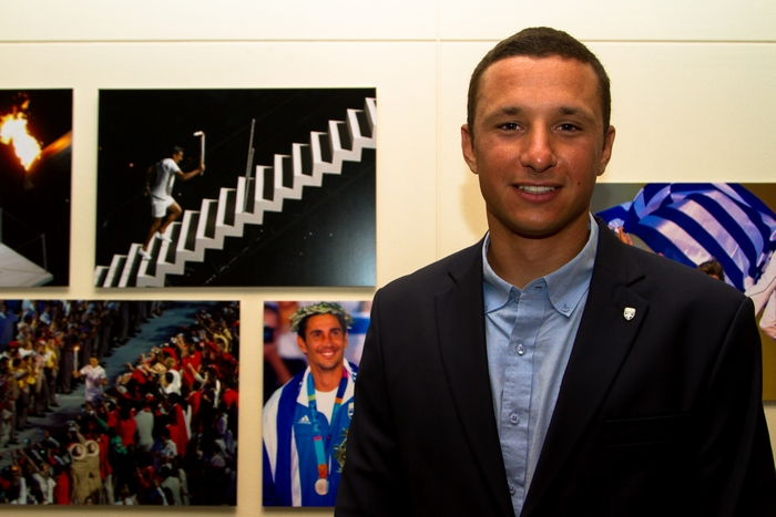 : Γιάννης Μιτάκης, αθλητής ιστιοπλοίας