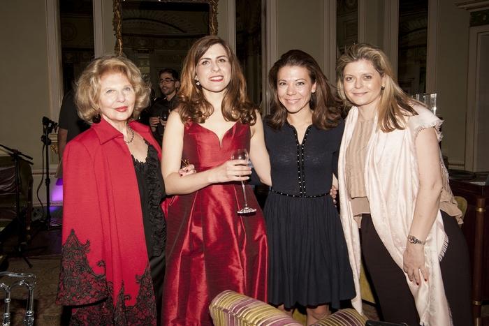 Loretta Shekerdemian, Elena Hadjiafxendi, Sofia Konstantopoulou-Papadopoulos, Olga Galazoula