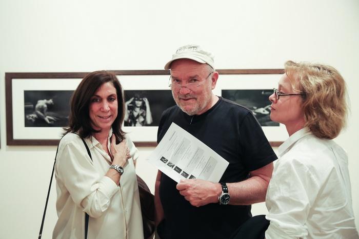 ΙΛΕΑΝΑ ΜΑΚΡΗ, PETER LINDBERGH