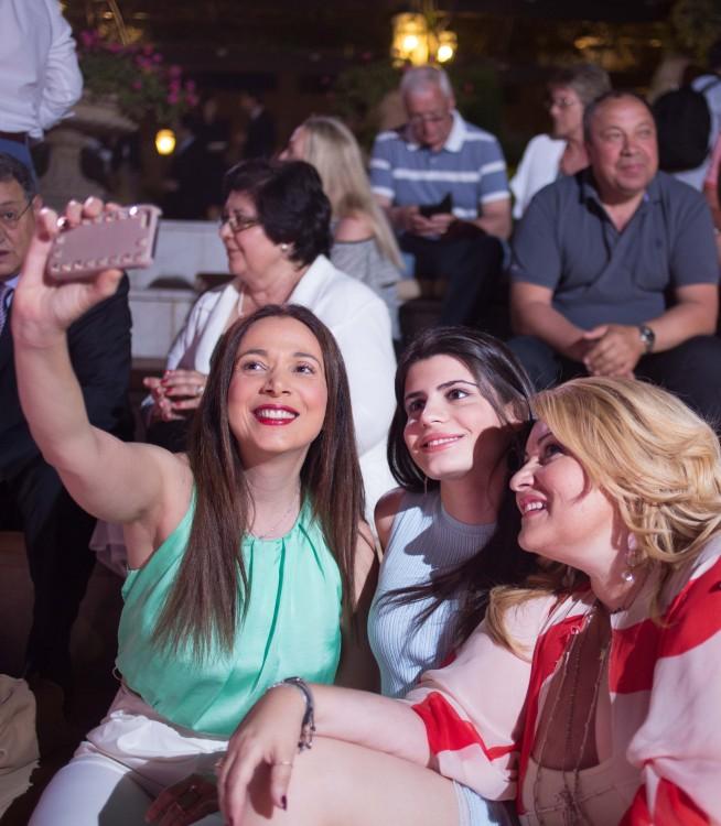 Χριστίνα Αλεξανιάν, Ηλέκτρα Καλούδη, Γωγώ Αυγερινοπούλου