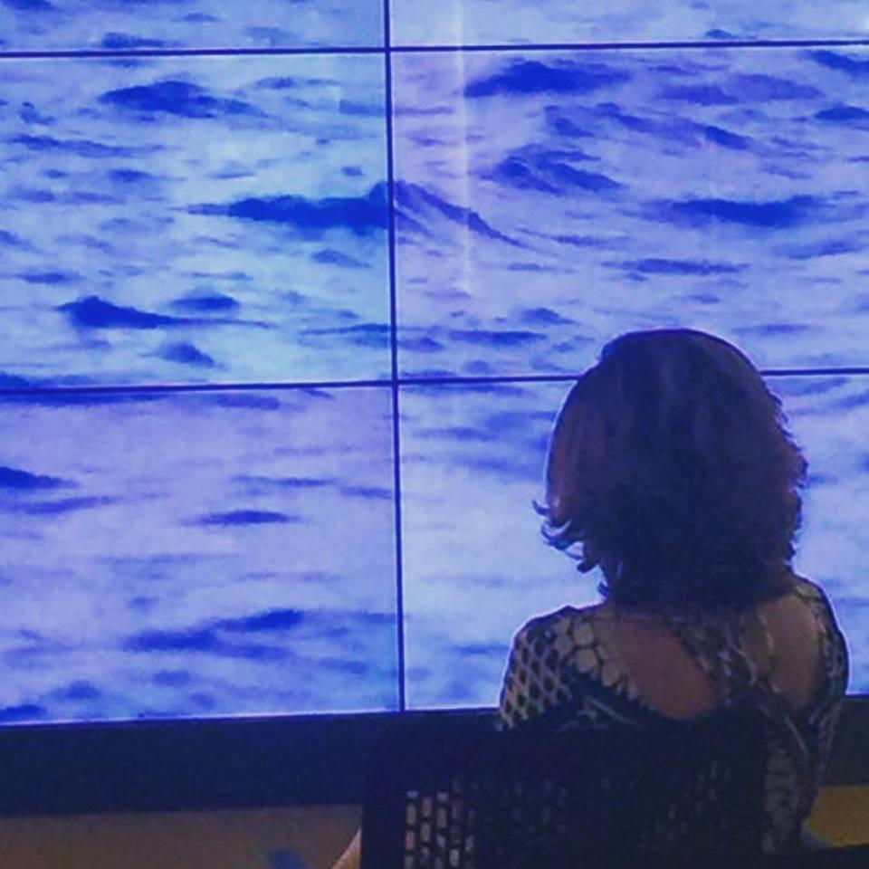 Κατά την διάρκεια της παρουσίασης