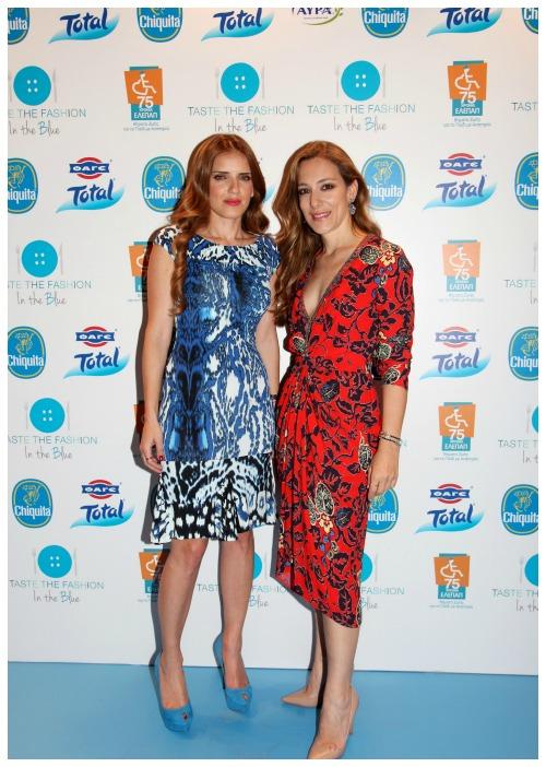 """Η Μαριάννα Σμπώκου και η Χαρά Χρυσικοπούλου-Καίσαρη εμπνέονται και διοργανώνουν με απόλυτη επιτυχία για 3η συνεχόμενη χρονιά το """"Taste The fashion""""!"""