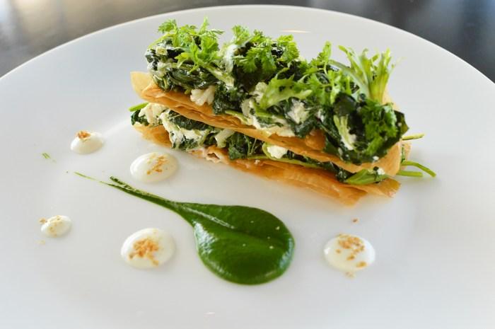 Greens Pie