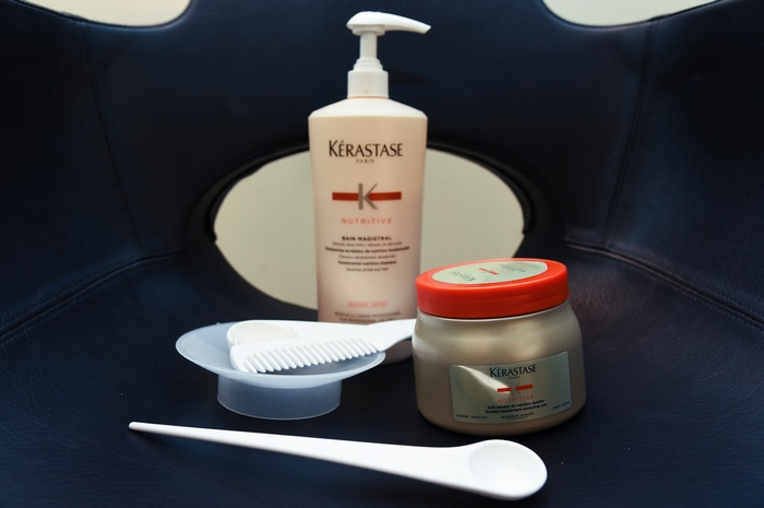 Η Kérastase Nutritive εμπλουτίζει ακόμα περισσότερο την ?estse ??er προσφορά της, παρουσιάζοντας μια πραγματικά εξατομικευμένη προσέγγιση της περιποίησης των ξηρών μαλλιών. Για τα ξηρά ή πολύ ξηρά μαλλιά, το θρυλικό πρόγραμμα NUTRITIVE