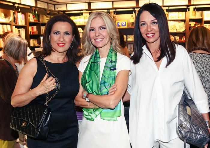Έλενα Ξυπολυτά - Βρανοπούλου , Μαρία Αποστόλου , Έφη Ζούβελου - Περγαντιά