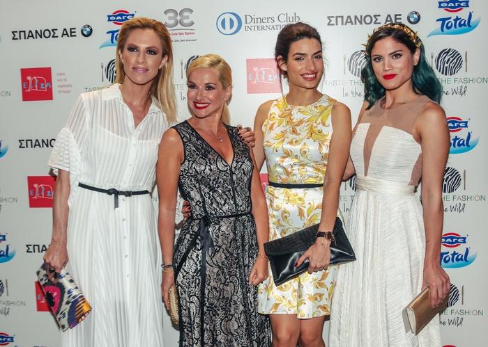 Μαρια Μπεκατωρου: Taste The Fashion: Η Υψηλή Ραπτική συναντήθηκε με την
