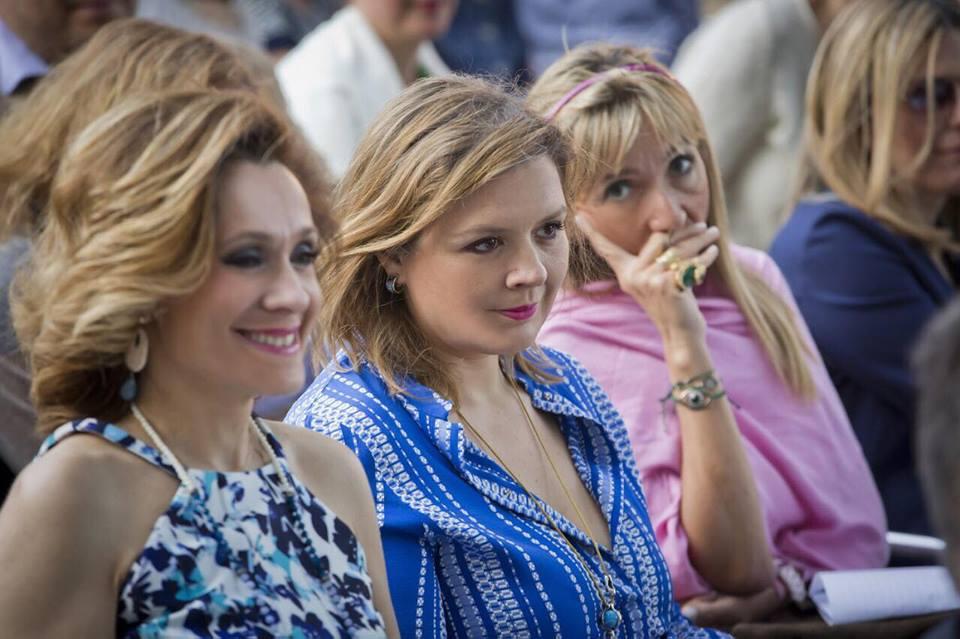 Τζίνα Θανοπούλου, Ειρήνη Ιωσηφίδη, Γεωργία Τσουρούκογλου