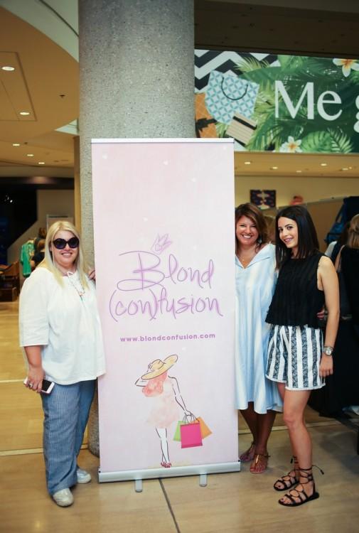 Η Εύη Φέτση ήρθε με το Blond (con)fusion, το αγαπημένο site που έγινε κιόλας καθημερινή συνήθεια, και έγινε ο Χορηγός Επικοινωνίας του The Pop Up Project!