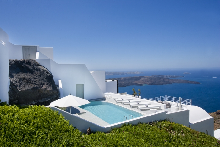 ok Villa Private Pool & General View