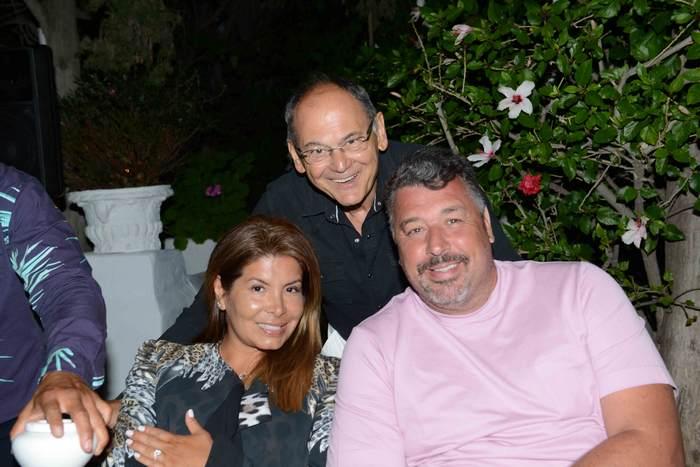 Γιάννης Γκόφας, Martha και Rick De La Croix