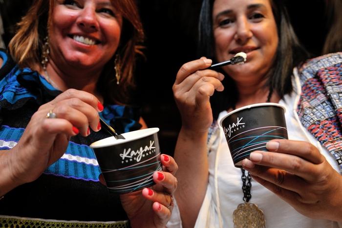 Τα παγωτά Kayak, τα καλύτερα Ελληνικά παγωτά και η οικογένεια Σταυρίδη, στήριξαν για άλλη μία φορά τους σκοπούς μας...