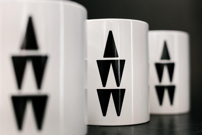 Κούπα με το λογότυπο της έκθεσης Σχεδιασμός : BEND | 7,00 €