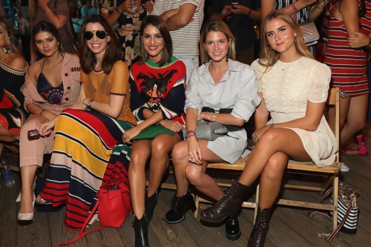Hassia Naves, Camila Coutinho, Camila Coelho, Helena Bordon, Valentina Ferrangni
