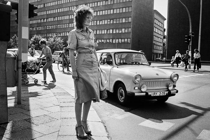 East Berlin, DDR, 1987