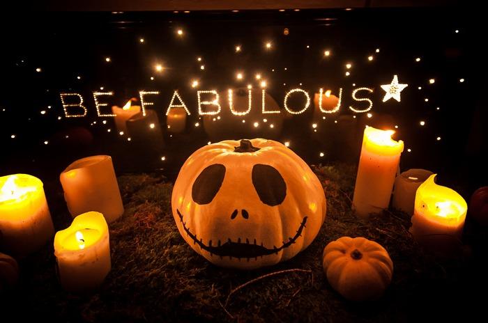 Όλο το Halloween σκηνικό του Deuxieme Etage ήταν δημιουργία της αγαπημένης μου Αντουανέτας Κουτσουράδη του ομόνυμου flower Shop της Κηφισιάς....