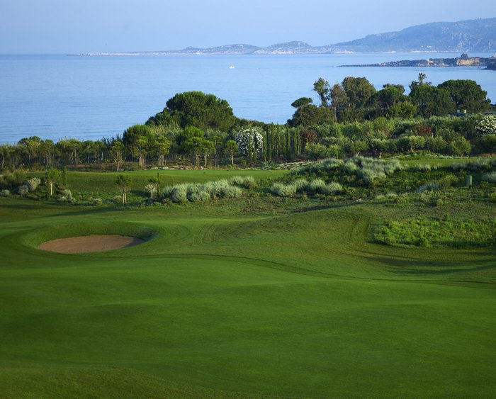 ok The Dunes Course_Room view from The Romanos