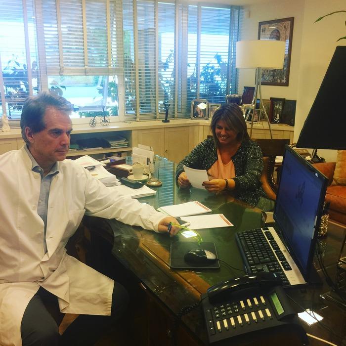 Η πρόληψη σώζει! Και ο γιατρός μου κάνει μία ειδική προσφορά μόνο για τις αναγνώστριες του Fay's Control.