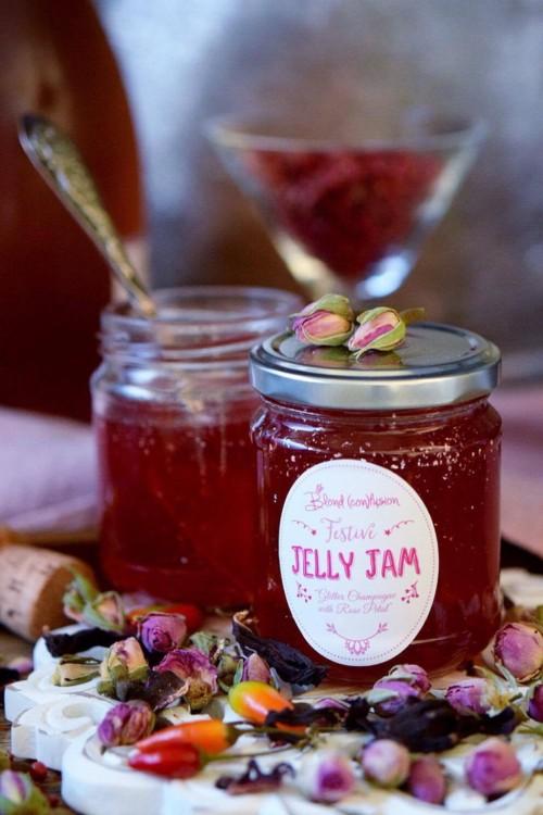 """Τα Festive Jelly Jam by Blond (con)fusion μπορείτε να τα βρείτε στο The Pop Up Project """"Twinkle"""", το Σάββατο 10 Δεκεμβρίου, από τις 10 το πρωί έως τις 8 το βράδυ, στο Μουσείο Γουλανδρή Φυσικής Ιστορίας!"""