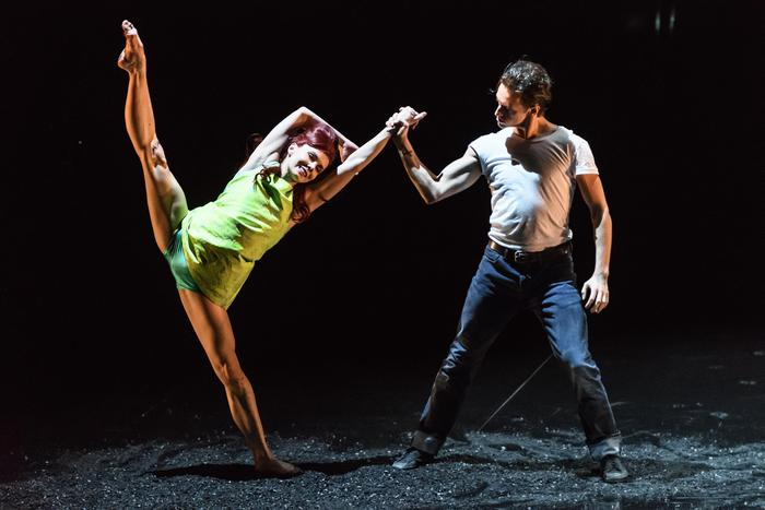 Run Mary Run_SWT, Choreograoher; Arthur Pita, DANCERS; Natalia Osipova, Sergei Polunin,