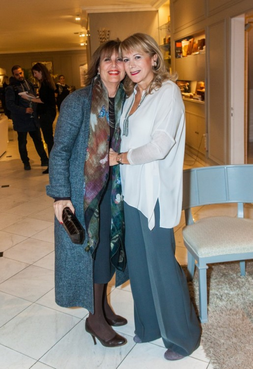 Κάρεν Μαυρίδη & Γιόλα Καραγεωργίου