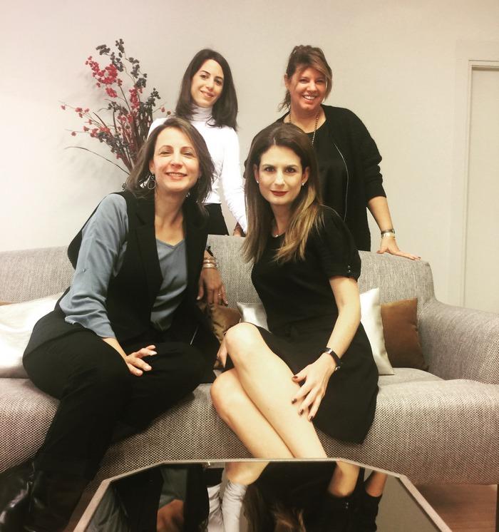 Η Ιλεάνα και εγώ, με τις οικοδέσποινες του Stylebox, Εβελίνα Κόκκου και Ιωάννα Κοροπούλη-Γονέου