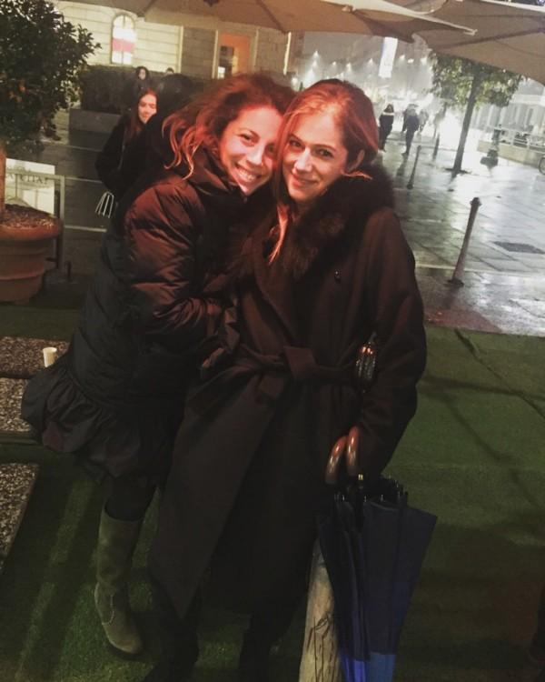 Μαρίλυ & Σαλώμη. Μεσάνυχτα στο Μιλάνο...