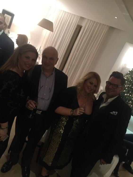 Μαίρη Αυγερινοπούλου, Σπύρος Πολλάλης, Γωγώ Αυγερινοπούλου, Αλέξανδρος Σούτος