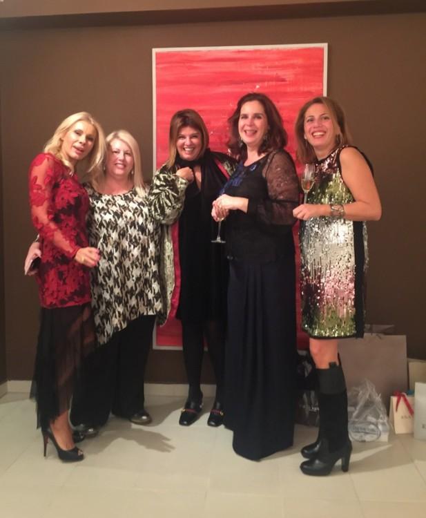 Στέλλα, Εύη, Φαίη, Τατιάνα, Μαρίλυ