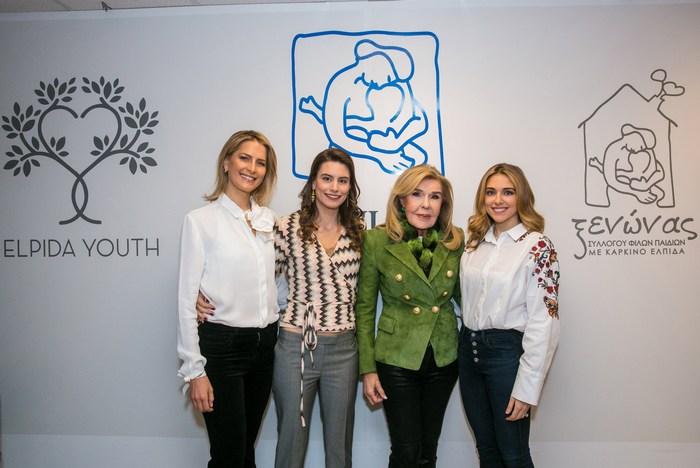 Tatiana Blatnik, Λάουρα Λαλαούνη Μακροπούλου, Μαριάννα Β. Βαρδινογιάννη, Μαριάννα Γουλανδρή Λαιμού.