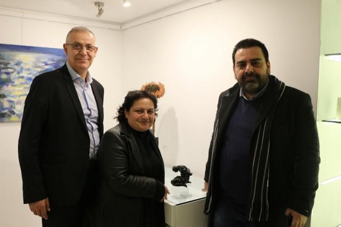 Δημοσθένης Δαβέτας, Άντα Πετρανάκη, Δημήτρης Λαζάρου