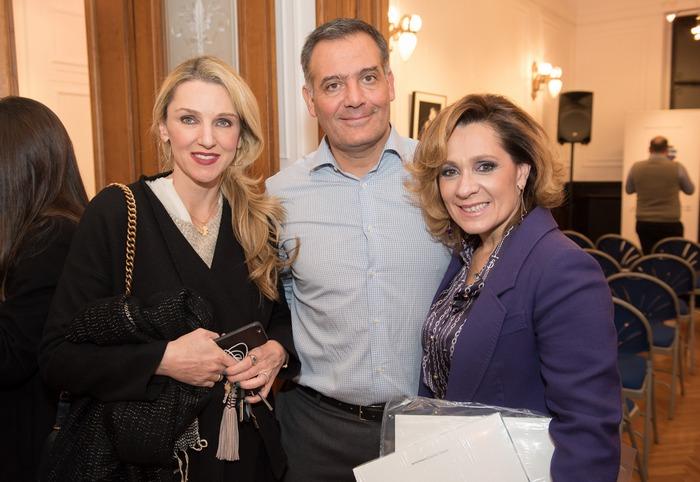 Βάσια Γκίκα, Αλέξης Κελαϊδής, Τζίνα Θανοπούλου